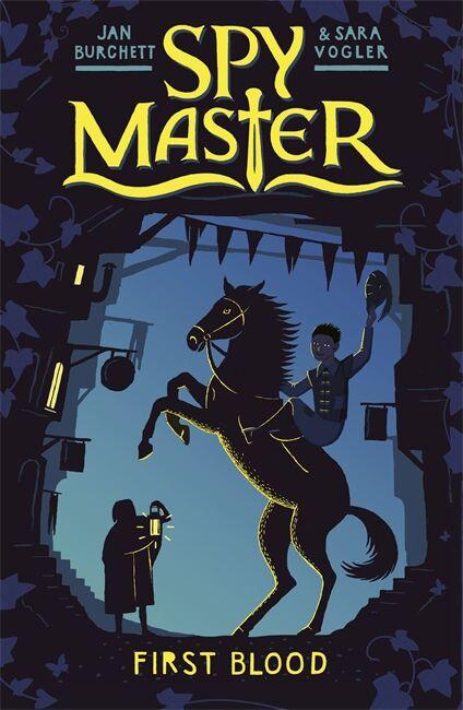 First Blood - Spy Master