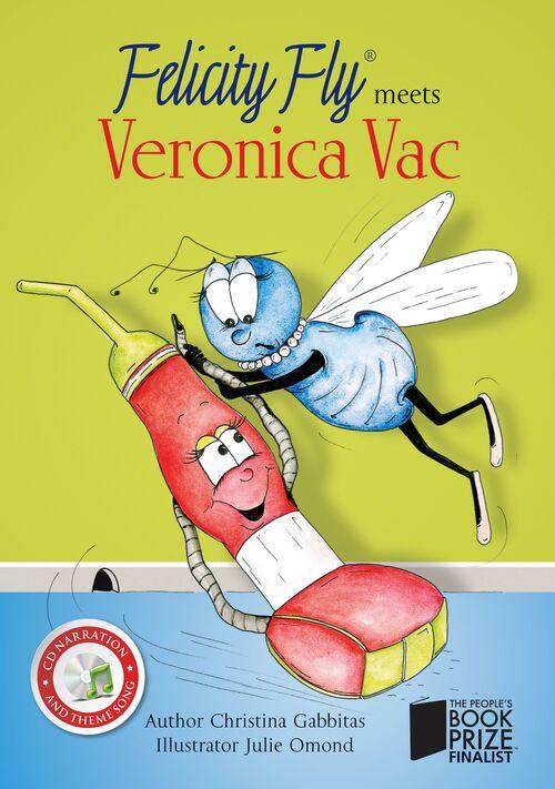 Felicity Fly meets Veronica Vac