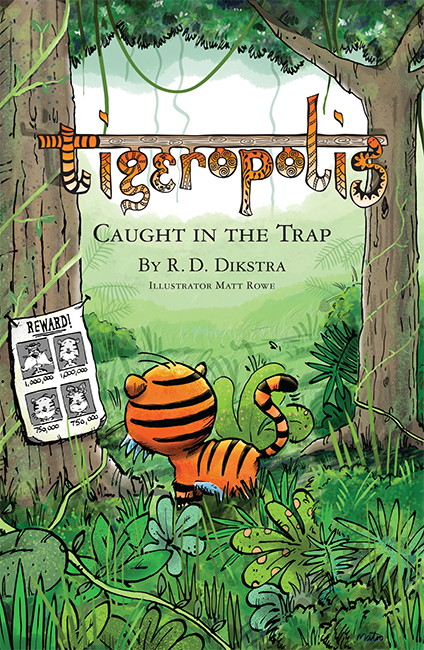 Tigeropolis - Caught in the Trap