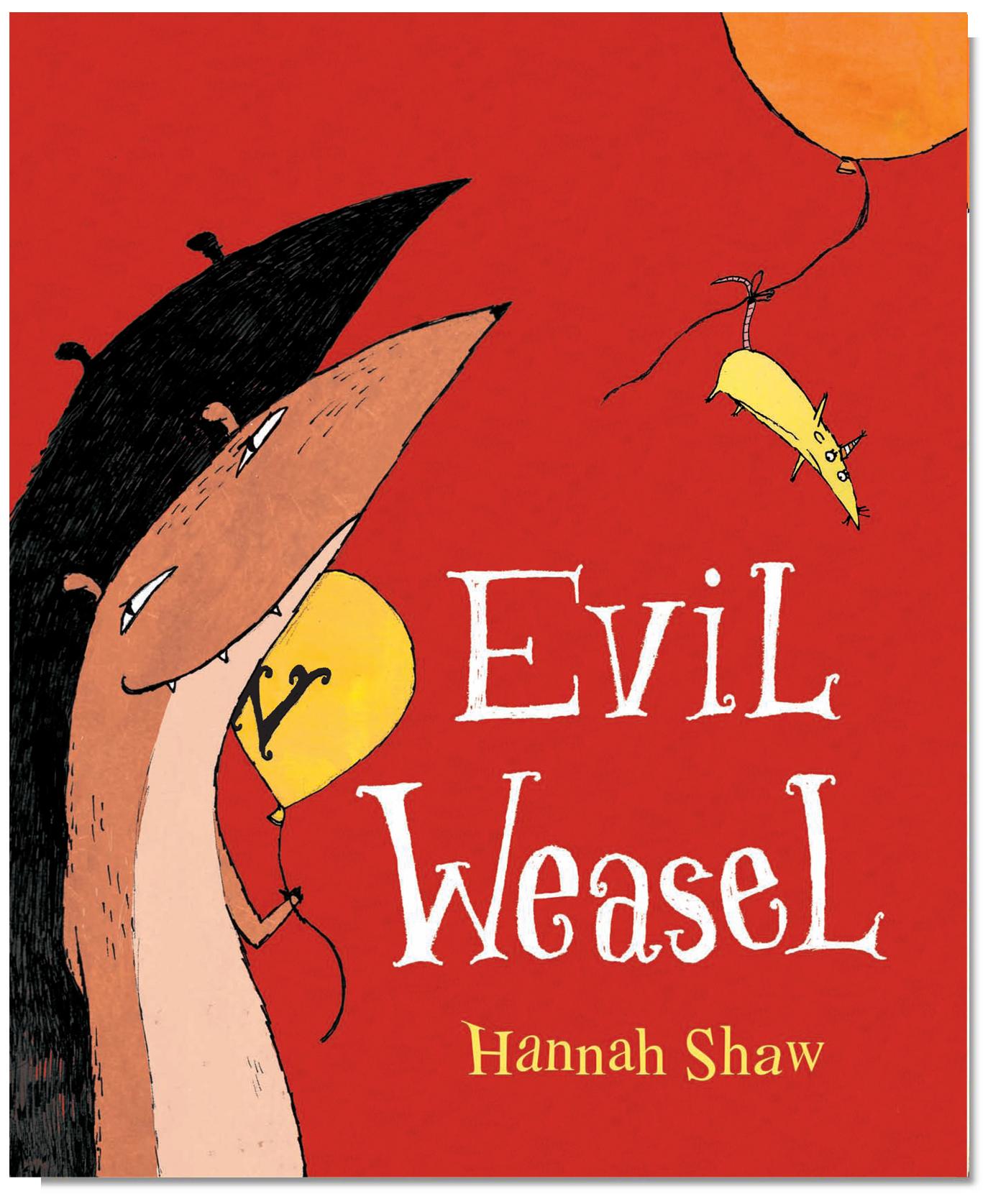 Evil Weasel (Paperback)