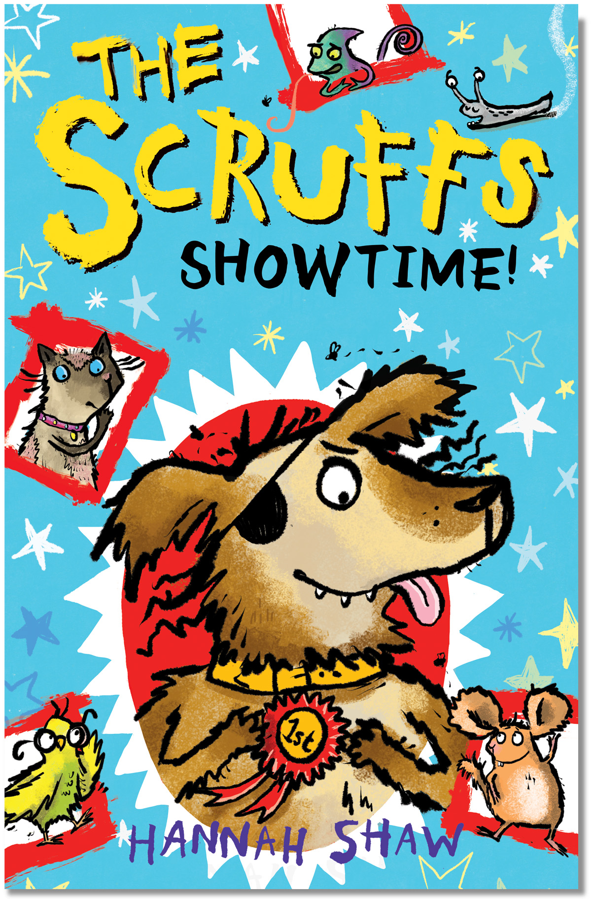 The Scruffs Showtime