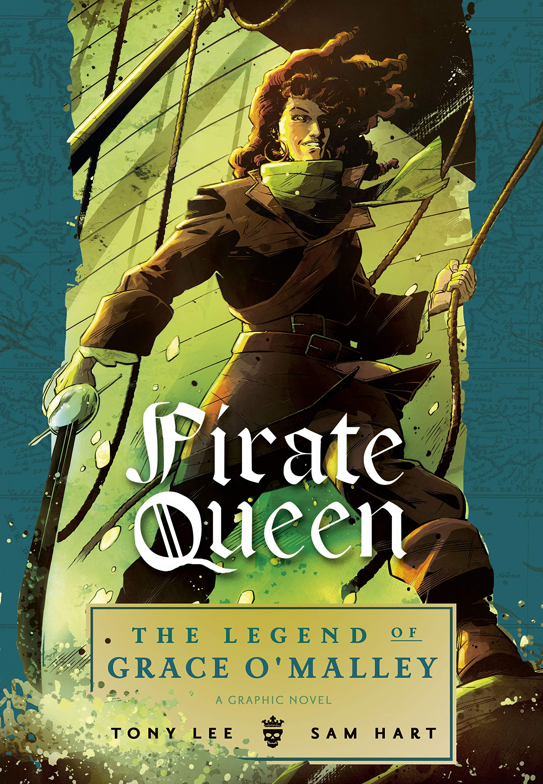 Pirate Queen - The Legend of Grace O'Malley