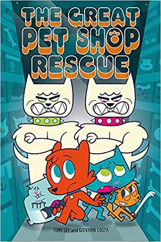 The Great Pet Shop Rescue (EDGE: Bandit Graphics)