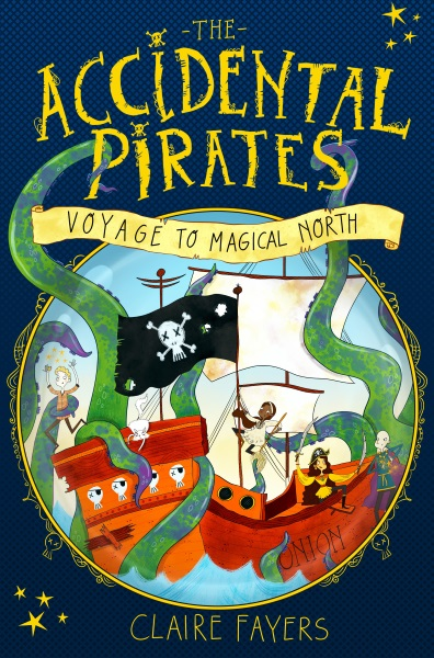 The Accidental Pirates, Voyage to Magical North