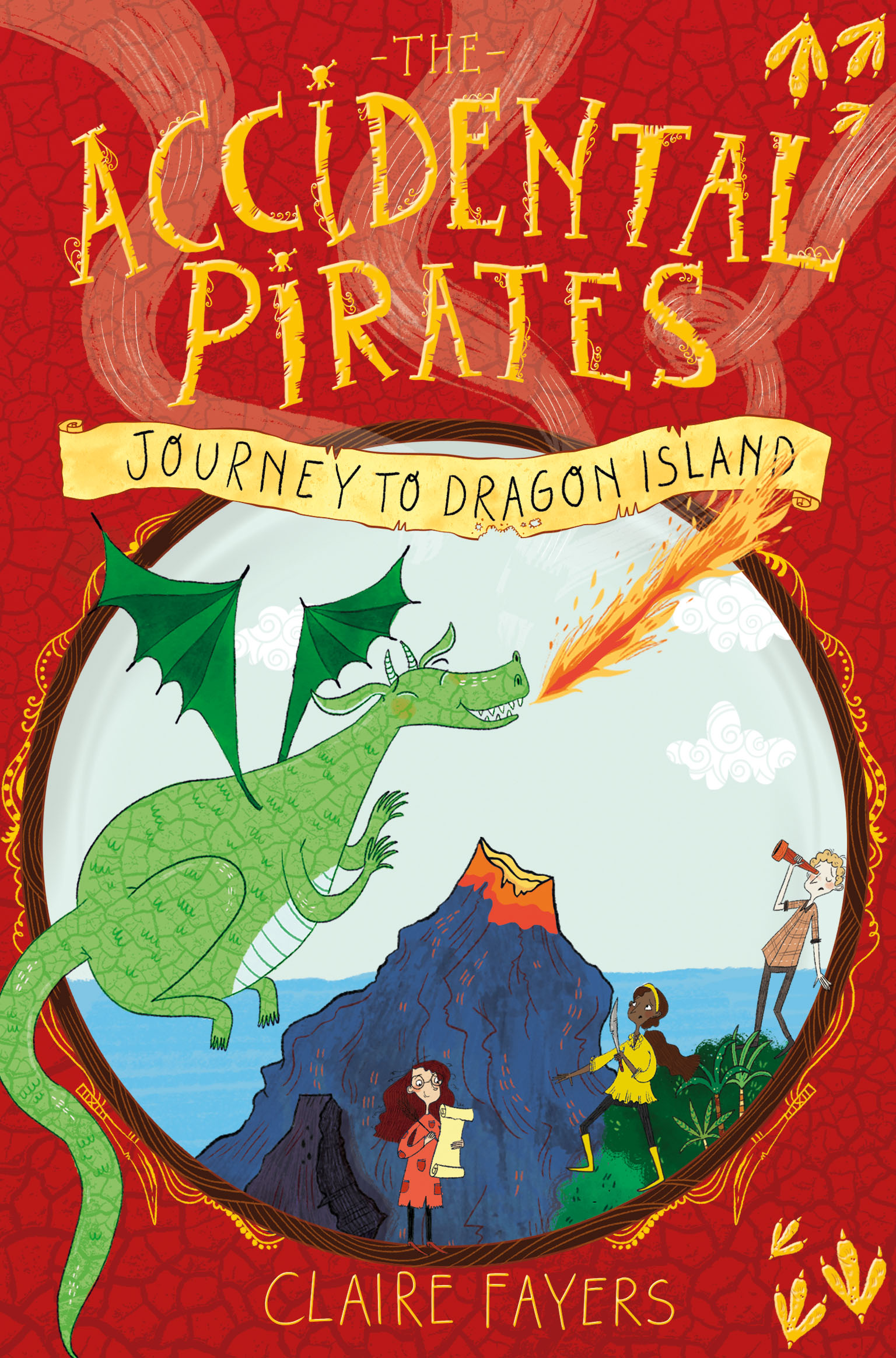 The Accidental Pirates, Journey to Dragon Island