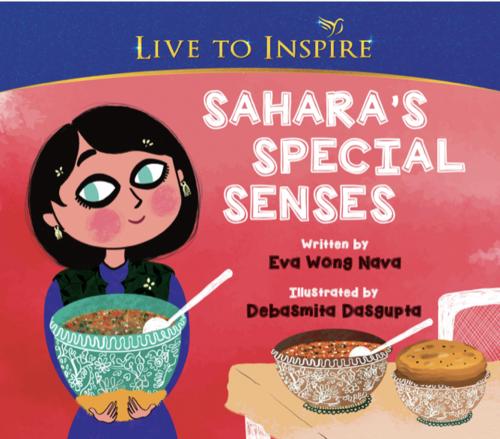 Sahara's Special Senses